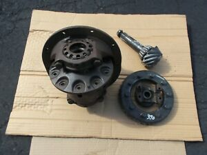 1955 1964 Corvette Chevy 3 70 Positraction Rear End Differential Nos Gears