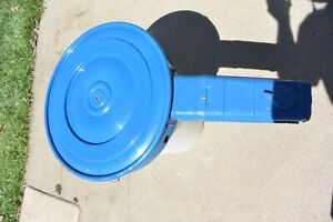 1970s Ford Air Cleaner 429 17 3 4 Dia 12 1 4 Snorkel
