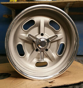 Et Mags Sebring Wheel 17 X 8 Halibrand Roadrace Hotrod Roadster