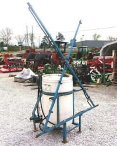 Used Ag Spray 20 Ft Boom Sprayer With Pump We Can Ship Fast