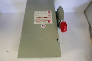 Eaton Dh362ugk disconnect Switch 3p 60a 5930001319175