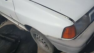 Passenger Right Fender 93 Ford Festiva Used White