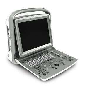 Chison Eco6 Vet Ultrasound W 2 Probes And Accredited Veterinary Online Training