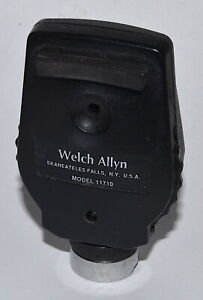 Welch Allyn Coaxial Ophthalmoscope Head 11710 used