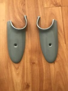 Bmw Isetta 600 Front Bumper Nerf Bar Cover Pair 2pc