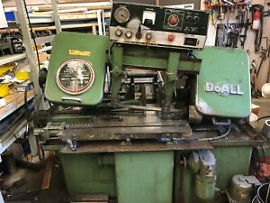 Doall C70 Automatic Band Saw
