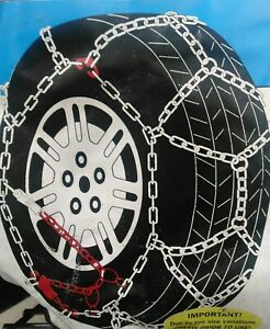 2533 Alpine Super Sport Snow Tire Chains Truck commercial offroad Laclede Schwab
