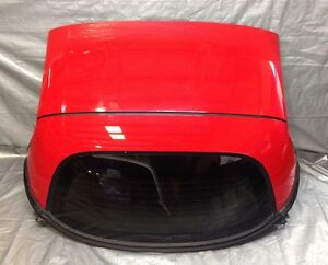 2007 2015 Mazda Mx5 Miata Prht Power Retractable Hard Top Assembly True Red G81a