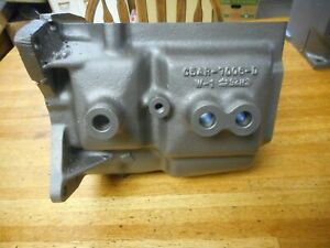 1965 1966 1967 Ford Mustang 4 Speed Toploader Transmission Front Case Repaired