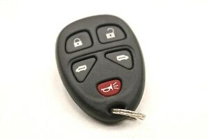 New Oem Gm Keyless Entry Remote Fob 15100813 Terraza Uplander Montana 2005 2006