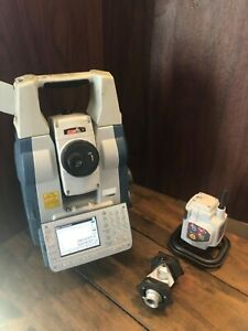 Sokkia Srx3 3 Robotic Total Station W Rc pr5a And Accessories