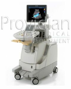 Philips Iu22 F cart Ultrasound System
