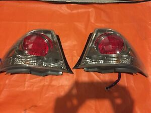 2001 2005 Lexus Is300 Oem Tail Lights Pear Right And Left Oem