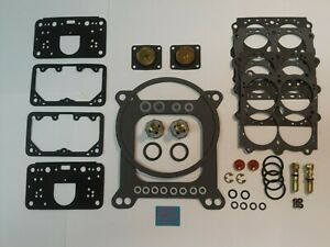 Holley 4150 Hp Series 390 1000 Cfm Double Pumper Rebuild Kit Aed