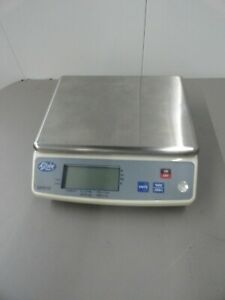 Globe Gps10 10lb Digital Portion Control Commercial Scale Lcd Digital Display