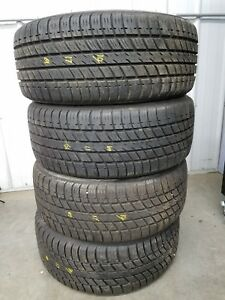 4 Uniroyal Tiger Paw Touring 225 50r17 Tires 50r 17 225 50 17 10 32s Thread