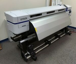 Epson Surecolor S30670 Large Format Printer Used Excellent Condition
