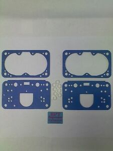 Holley Dominator 4150 Hp Series Non Stick Gasket Kit Aed Demon Qft Carbs