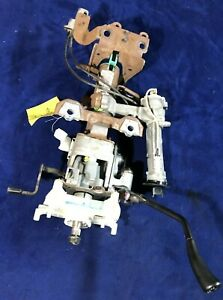 2001 2003 Toyota Sienna Steering Column Assembly With Ignition Lock And Key Oem