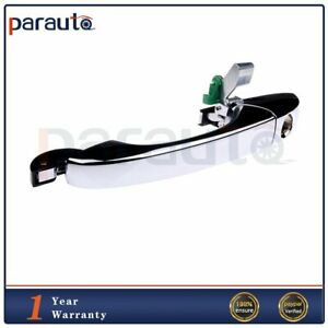 Chrome Exterior Door Handle Front Driver Left Side Lh For Chrysler 300 Magnum