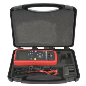 Ut612 Lcr Meter Inductance Capacitance Resistance Frequency Tester Usb Interface