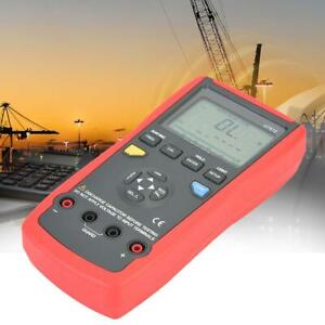Lcr Meter Usb Inductance Capacitance Resistance Frequency Tester Data Retention