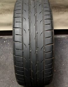 1 Dunlop Direzza Dz102 255 35 18 94w Tire 75 Tread