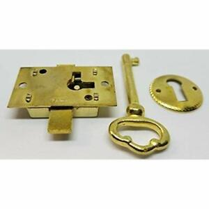 44819 Surface Mounted Cupboard Lock 2 X Inches Cabinet And Furniture Locks