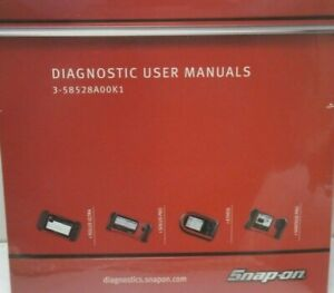 Ethos Solus Pro Solus Ultra Vantage Pro 3 58528a00k1 Snap On Diagnostic Man Cd