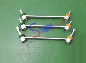 Drill Guide Set Of 3 Pcs Surgical Orthopedic Instruments Neutral