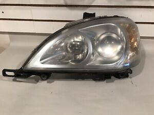 02 05 Mercedes W163 Ml320 Ml350 Ml500 Headlight Lamp Left Driver Xenon Oem