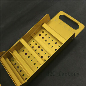 3 Colors New Veterinary Orthopedics Apparatus Kirschner Wires Pins Case