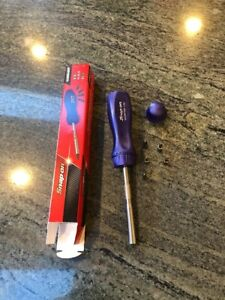New Snap On Purple Ratcheting Screwdriver Ssdmr4bdp