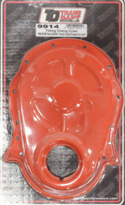 Trans dapt Bbc Orange Timing Cover P n 9914