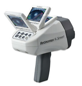 Righton Retinomax K Screeen Handheld Autorefractor Keratometer