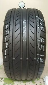 No Shipping Only Local Pick Up 1 Tire 275 35 18 Nankang Noble Sport