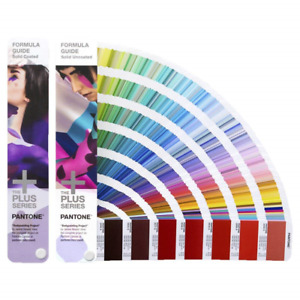 Pantone Coated Uncoated Gp1601n Formula Guide Standard Set