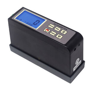 Gm 247 Digital Gloss Meter With Three Angle Degree Integral Type Glossmeter
