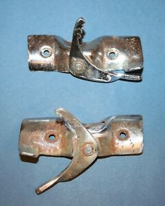 1953 1954 1955 Chevrolet Corvette Convertible Top Sawtooth Latch