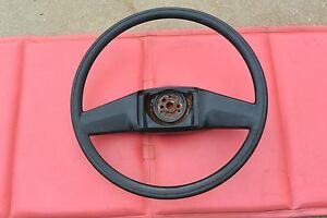 Vintage 1973 87 Oem Gm Chevy Gmc Truck Blazer Jimmy Suburban Van Steering Wheel