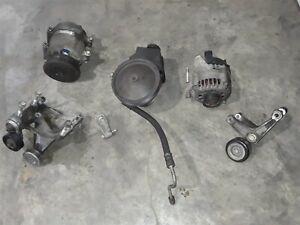 98 02 Trans Am Firebird Front Engine Accessory Drive Incomplete 5 7l Ls1 Aa6420