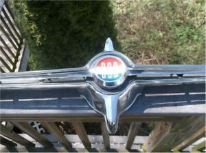 1963 Chrysler 300 Grille Crossbuck