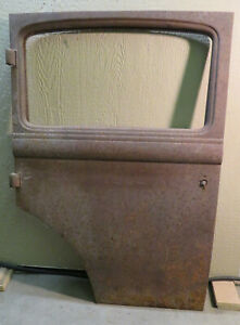 1932 Dodge Brothers Dk Dk 8 Dl Dl 6 4 dr Right Rear Door Very Restoreable 1931
