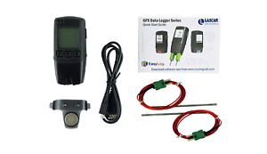 Lascar El gfx dtc Dual Channel Thermocouple Data Logger With Graphic Lcd Display