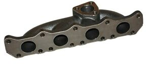 Cast Iron Manifold K03 K04 Flange For98 05 Passat 97 04 A4 1 8t Vag Longitudinal