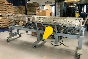 15 Stainless Steel Vibrating Shaker Conveyor