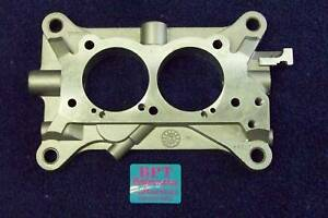 Holley 4412 500 Cfm 2 Barrel Oval Track Race Baseplate Aed Demon Qft Carbs