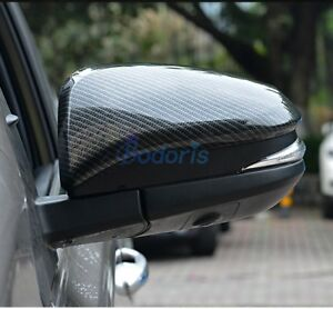 For Toyota Rav4 2014 2015 2016 2017 2018 Rear View Mirror Cover Car Accessories