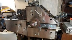 Ab Dick 9870 Offset Press