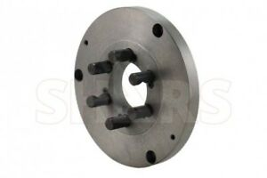 8 Lathe Chuck Adapter Plate D1 5 Spindle Mount